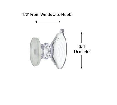 M803 Small Suction Cup